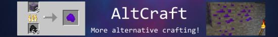 Мод AltCraft для MineCraft 1.5.2, 1.5.1