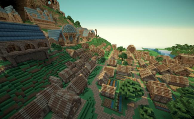 Текстуры Atherys ascended 32x для minecraft 1.5.1