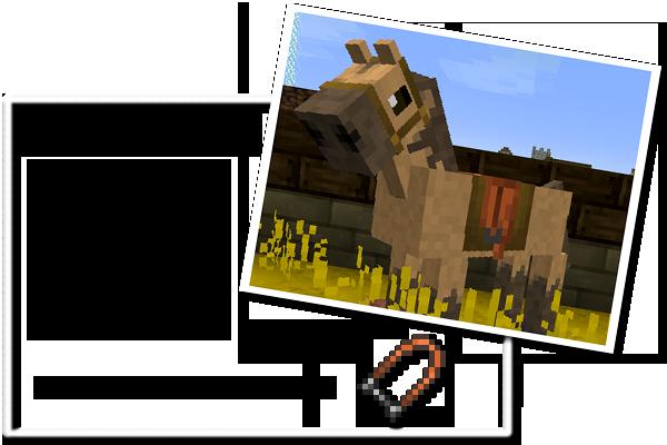 Мод Лошади для minecraft 1.5.2, 1.5.1